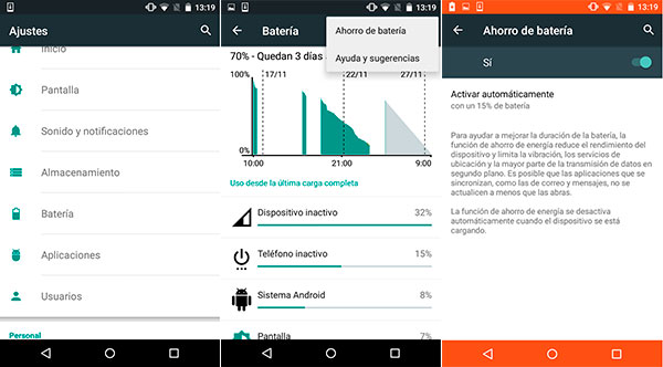 Android 5 trucos