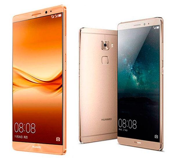 Huawei Mate 8(ocho) vs Huawei® Mate S