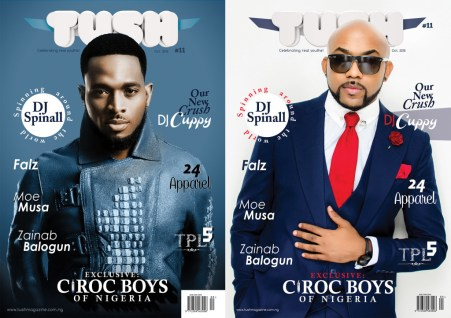 Issue 11 - D'banj x Banky W