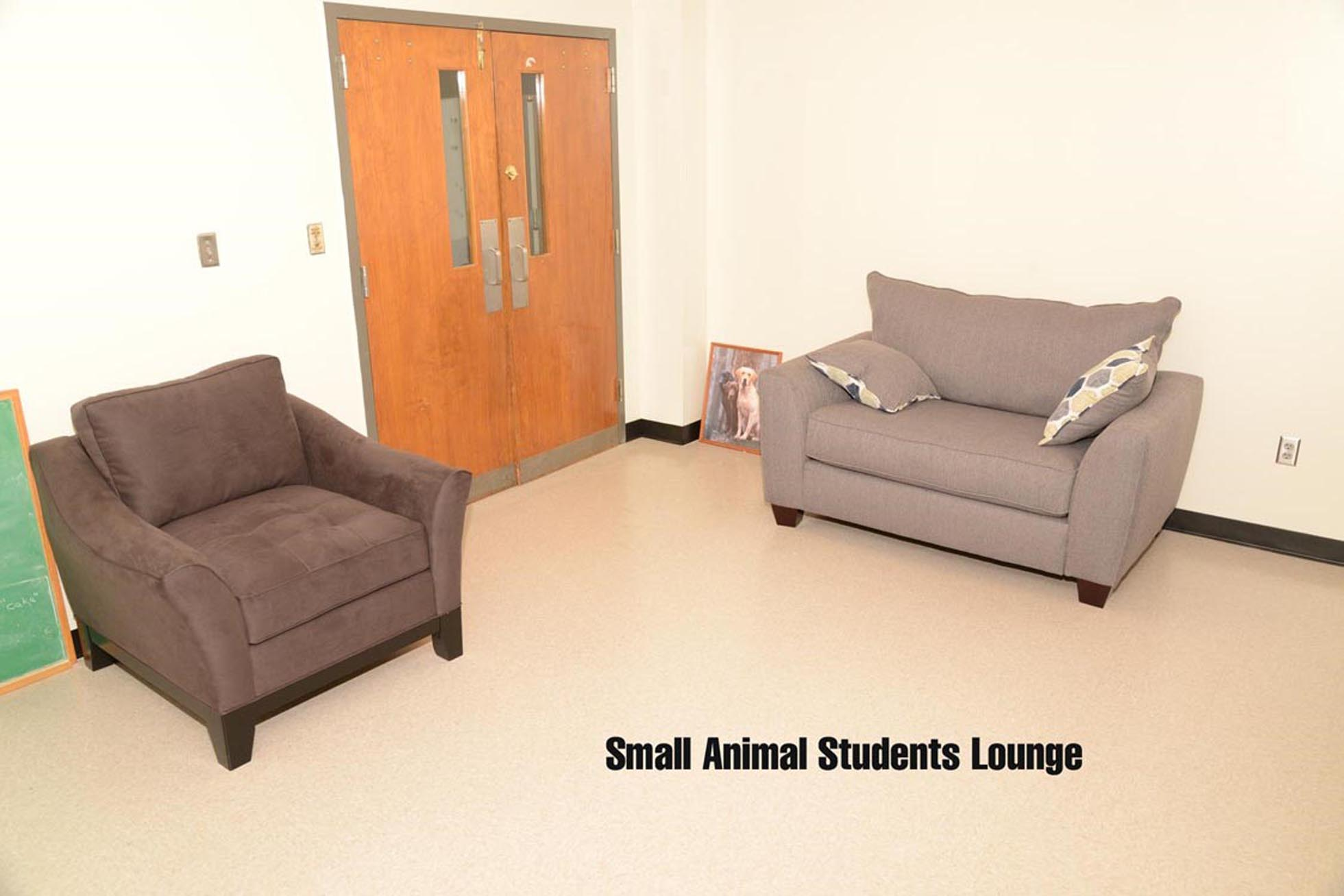 CVM  500K Sustaining Our Legacy Fund Photo Gallery   Tuskegee University Renovation of the Student Lounge Areas