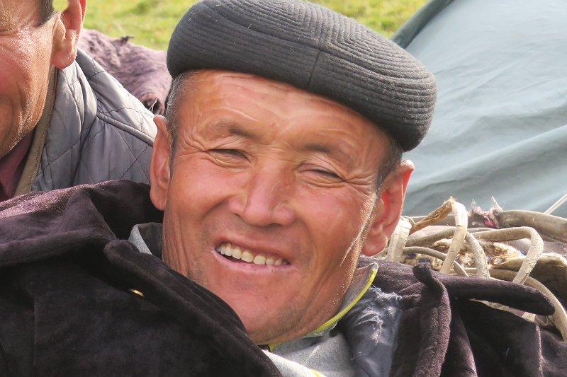 Tusker Crew - Staff - Mongolia Horseman Karankai