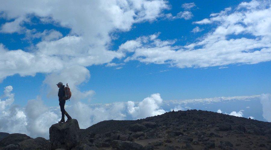 Kilimanjaro On the Climb