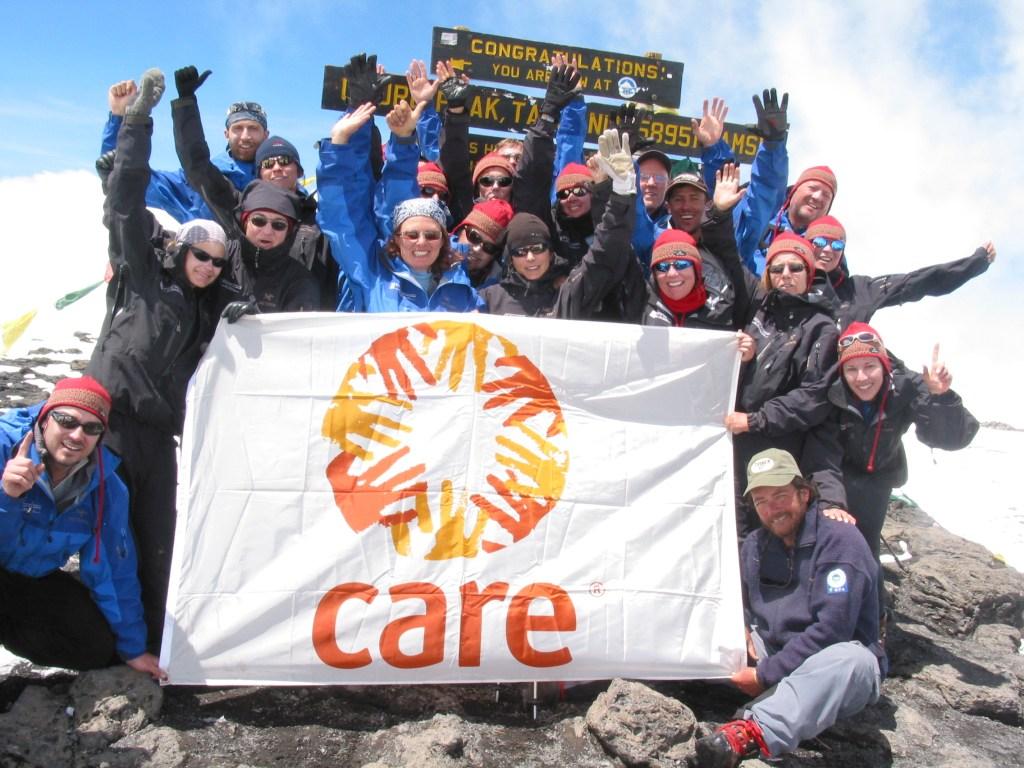CARE Kilimanjaro Charity Climb
