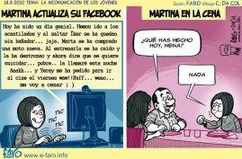 Facebook nos limita