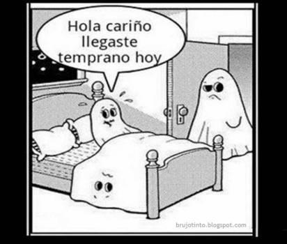 fantasmas indecentes