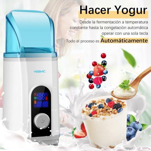 Hacer yogur