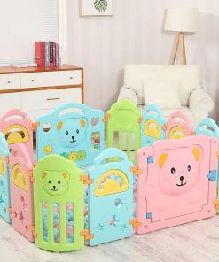 Parque infantil para bebé
