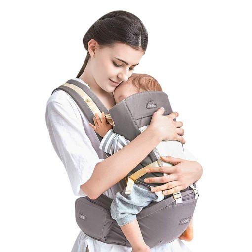 mochila porta bebé_