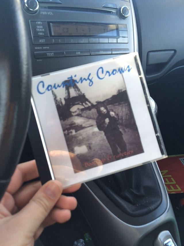 CD Counting Crows