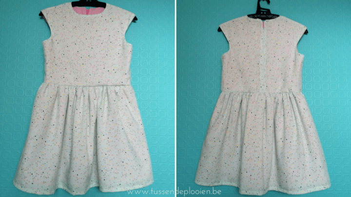 Lotta dress love mint