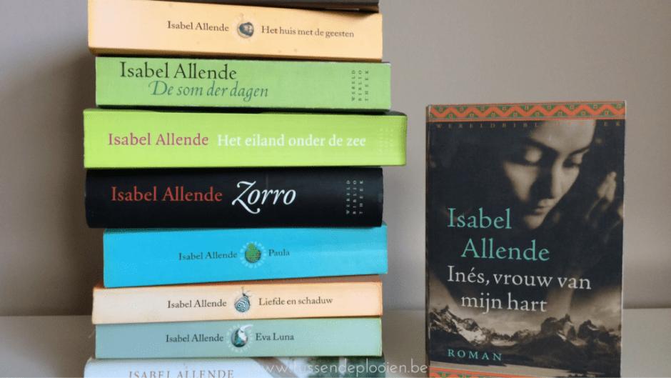 Mijn favoriete bezigheid als kind: lezen - Isabel Allende