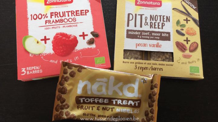 Een week zonder comfort food chips en nootjes - alternatieven