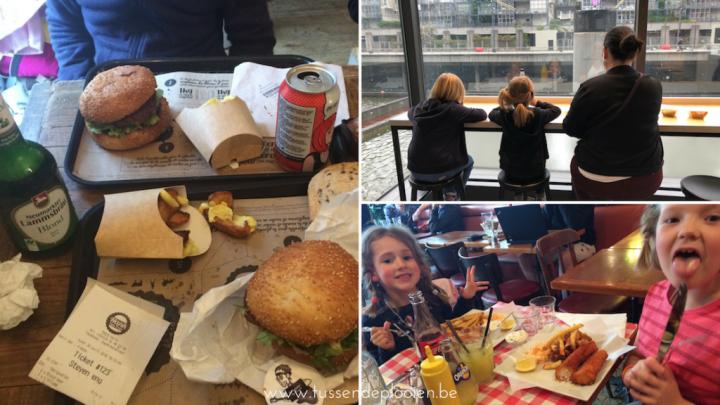 Citytrip Parijs met kinderen - Eten