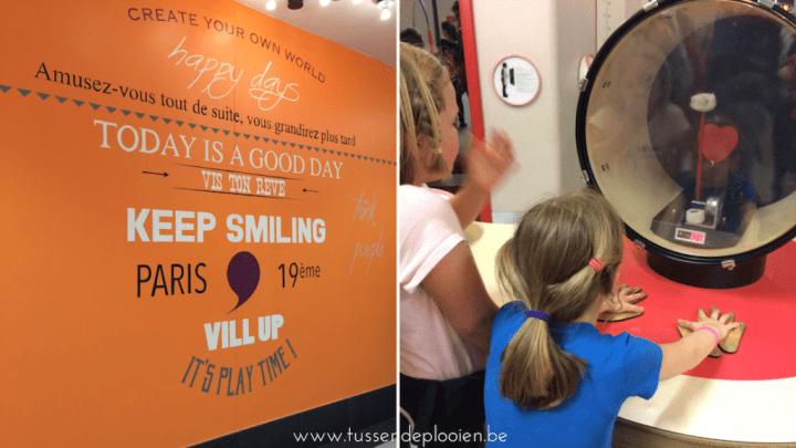 Citytrip Parijs met kinderen - La Vilette