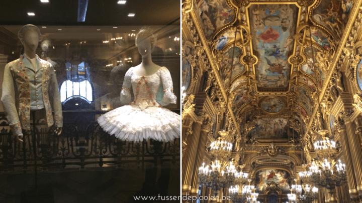 Citytrip Parijs met kinderen - Opéra Garnier