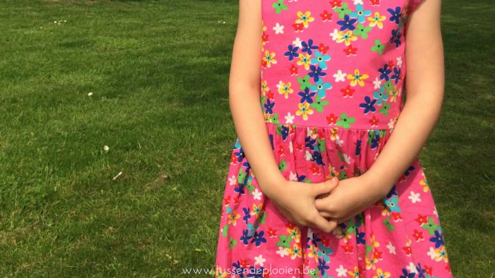 Lottadress - kleedje symbool voor klein geluk