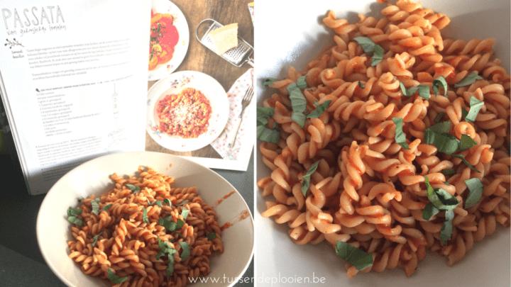 Honger van Mme Zsazsa - Passata van geroosterde groenten