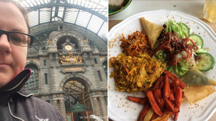 4 beelden, 4 dingen - Antwerpen