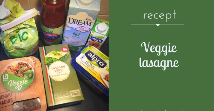 Recept veggie lasagne vol verrassingen