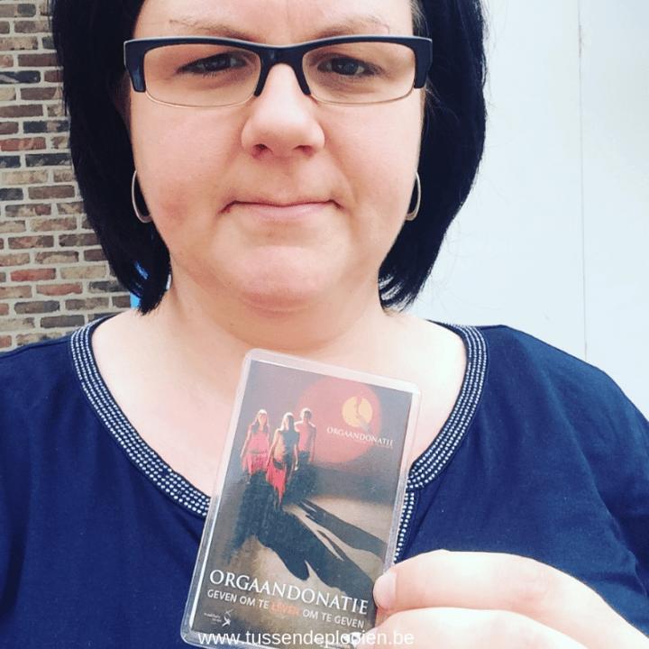 Anna Helena registreerde zich als orgaandonor