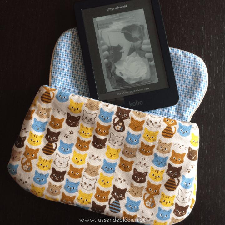 Tas voor e-reader
