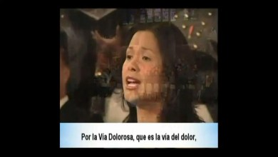 Photo of Via Dolorosa – Lea Salonga