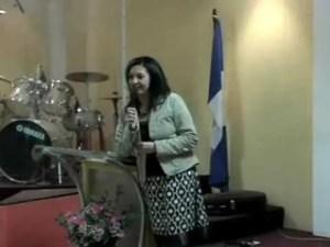 Lee más sobre el artículo Miriam Lima de Bravo – Conociendo a Dios Como Padre – 7 de 9