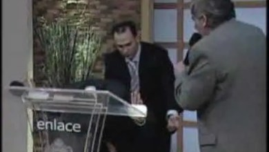 Profecia Apostol Rony Chavez para el Pastor Cash Luna 3 de 3