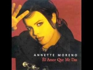 Video: El Amor Que Me Das – Annette Moreno