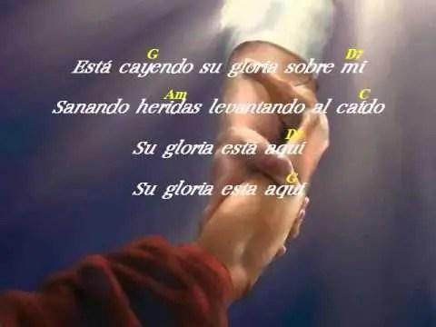 En este momento estás viendo Letra & Acorde – Esta Cayendo Su Gloria Sobre Mi – Jose Luis Reyes – #cristianos #youtube #musicacristiana