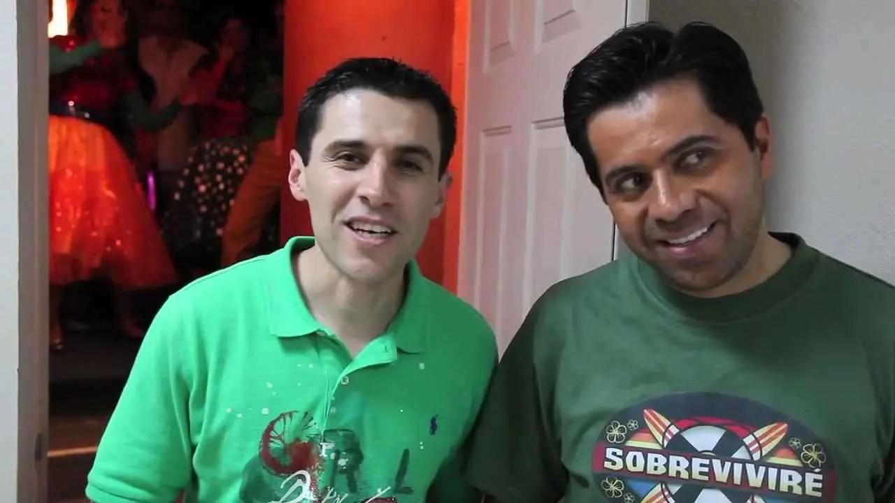 En este momento estás viendo Pastores Steve y Hugo en Backstage – Ensancha 2011