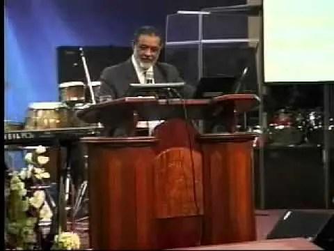 Ecumenismo Final – Apostol Sergio Enriquez