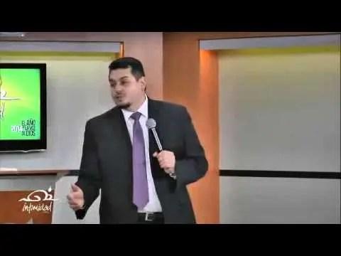 Como cumplir la visión – Apostol Hector Moran – ICD