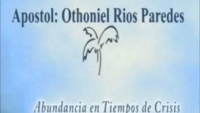 Abundancia en tiempos de crisis - Dr. Othoniel Rios Paredes