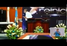 Franja de Gaza - Estudio Escatologico - Apostol Sergio Enriquez