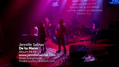 Jennifer Salinas - De tu mano