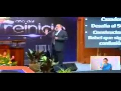El Ecumenismo Señal del Fin – Apostol Sergio Enriquez