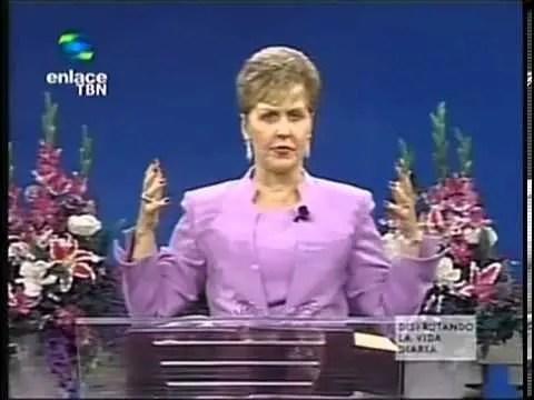 Solo en Cristo Pongo Mi Confianza – Joyce Meyer