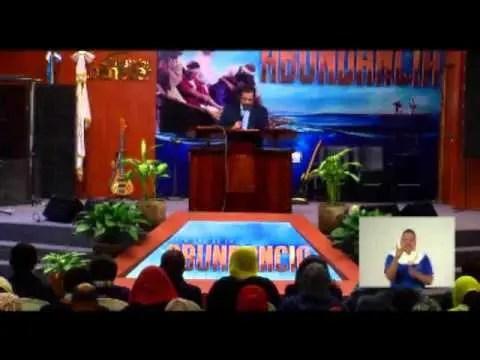 No despiertes de tu sueño – Apostol German Ponce