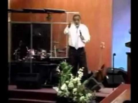 La Exanastasis – Apostol Sergio Enriquez