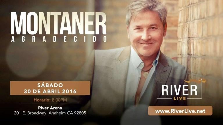 Ricardo Montaner, River Arena 2016