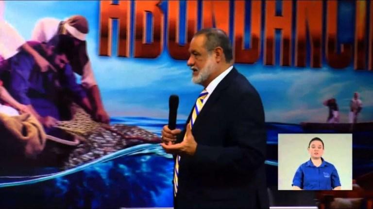 Los días del Apocalipsis, Parte II – Apostol Sergio Enriquez