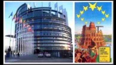 Photo of Edificio del Parlamento Europeo, ¿La Nueva Torre de Babel?