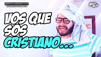 Photo of Vos que sos CRISTIANO! | AndyVlog!