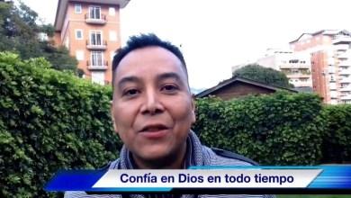 Confia en Dios en todo tiempo - Luis Bravo