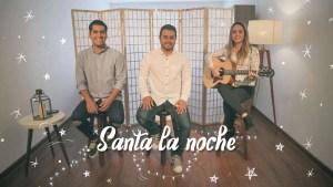 Lee más sobre el artículo Santa la noche – Twice feat, Jonatán Martínez