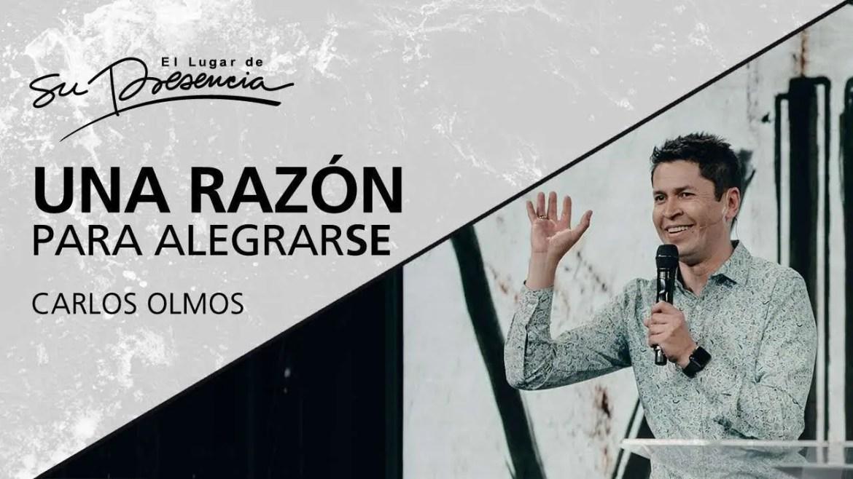 En este momento estás viendo Una razón para alegrarse – Carlos Olmos