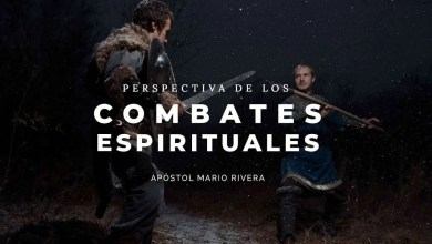 Photo of Perspectiva de Guerra Espiritual – Apóstol Mario Rivera