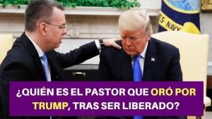 ¿Quién es el Pastor que Oró por Donald Trump, luego de ser Liberado?