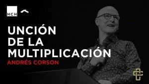 Lee más sobre el artículo Unción de multiplicación – Andres Corson – Hechos 2018, Contracultura